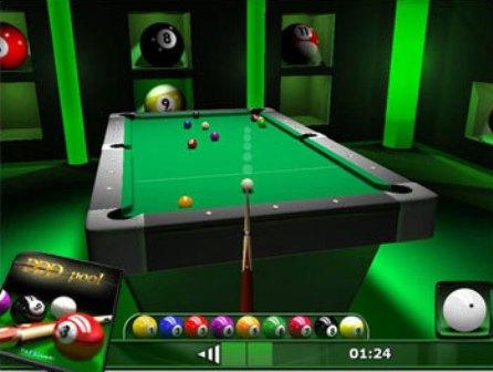 ddd pool-best of billiard v1.2